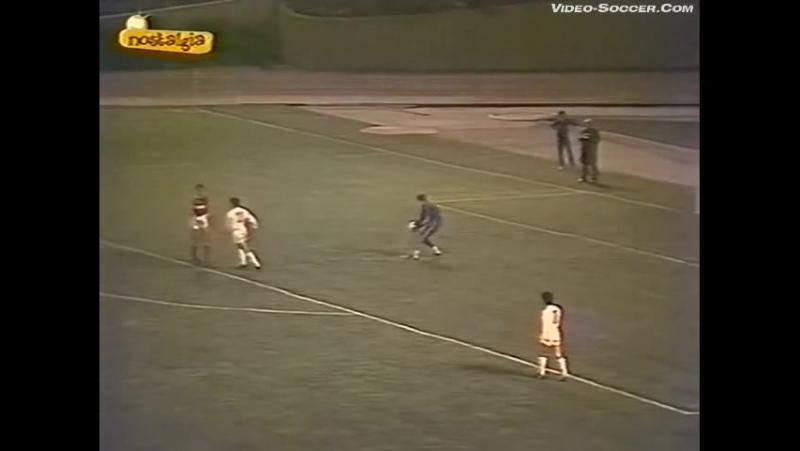 04/03/1981. Кубка Европейских Чемпионов 1/4 Финала. Спартак - Реал (Мадрид)
