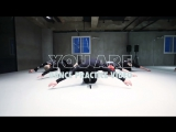 GOT7 - You Are Dance Practice Ver.