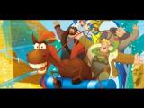 Три богатыря и принцесса Египта (2017) Тизер HD 1080p