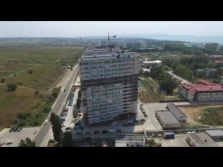Ход строительства ЖК Кавказ август 2017