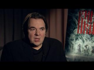 Викинг. Увидеть, чтобы поверить.-документальный фильм о сьёмках  художественного фильма Викинг,о князе Владимире.