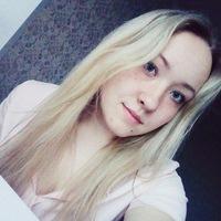 Анкета Ольга Песцова