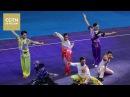 Лучшие моменты выступлений китайских спортсменов на чемпионате мира по ушу в Казани Age0
