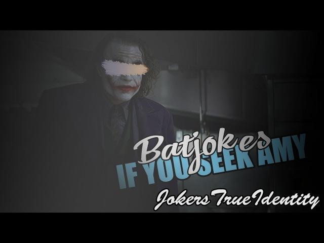Batjokes | If you seek amy | Deeper Version | Request