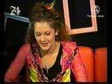 Ария Виталий Дубинин и Владимир Холстинин в программе Zвездочат на телеканале Aone 29 09 2010