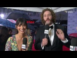 Olivia Munn and TJ Miller Red Carpet Interview - AMAs 2016