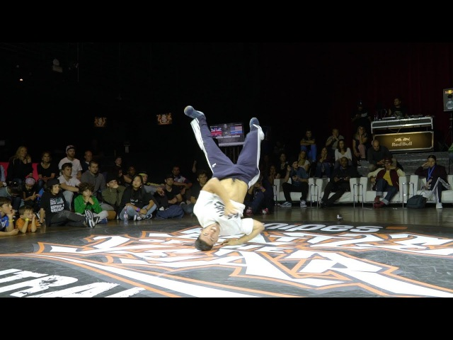 Spin vs Dosu ► final.stance ◄ Battle of the Year Central Europe 2017