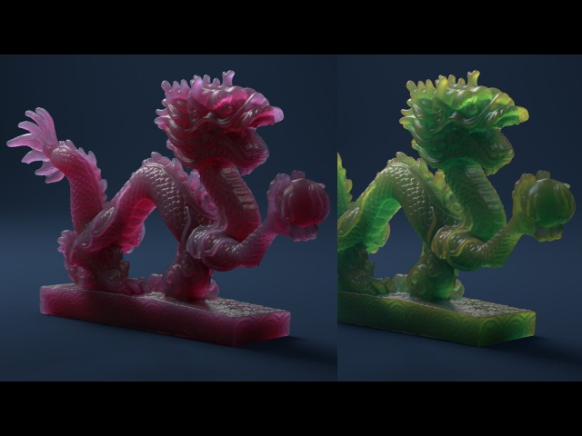 Tutorial No.86 Creating The Dragon Shader in Arnold for 3ds Max