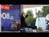 Ольга Дзусова - Луч (live) Остров.ру