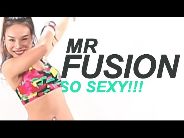 Sino Fusion - Mr Fusion | Zumba® | Dance Workout For Weight Lost | Michelle Vo