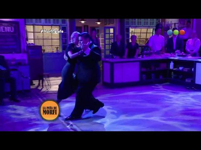 Tango en vivo Christian Palomo y Melisa Satcchi