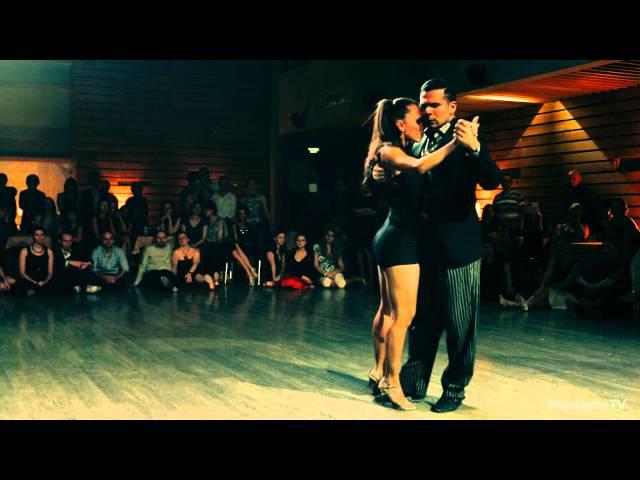 Sebastian Arce Mariana Montes Antonella Terrazas, Matrioshka Tango Festival 4-7 dec. 2014