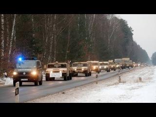 Часть американской бронетехники побили по пути из Германии в Польшу