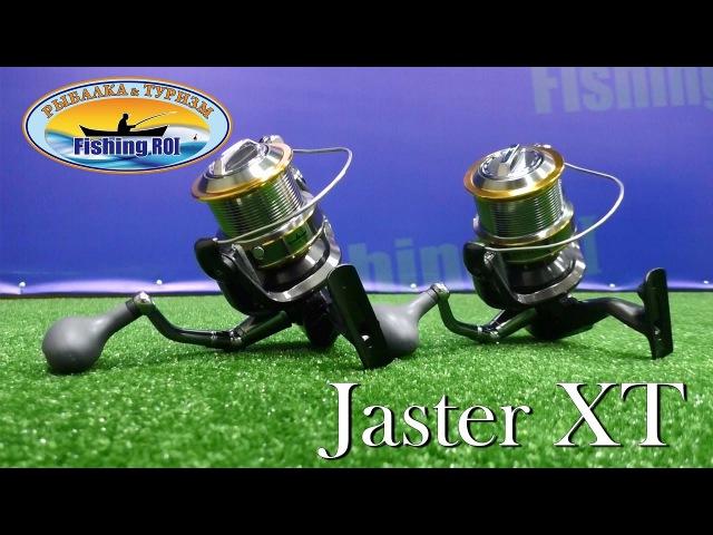 Обзор катушек Jaster XT