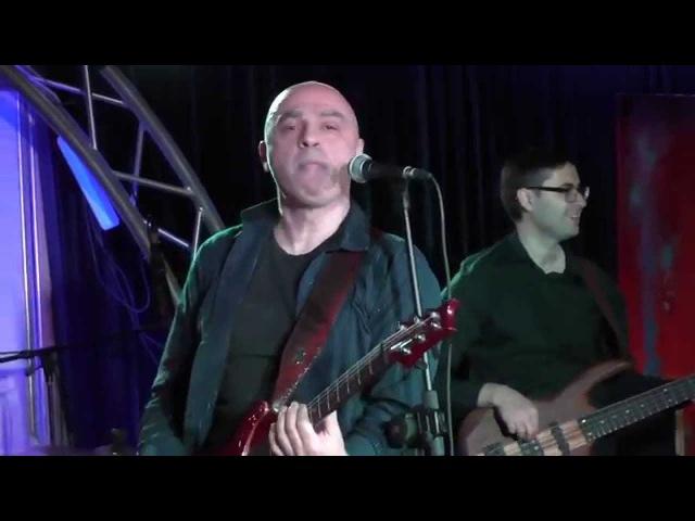 Леван Ломидзе и Blues Cousins - Come Together (The Beatles cover) @ Клуб Алексея Козлова 17.11.2015