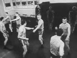 Физическая подготовка десантника  1973 г.