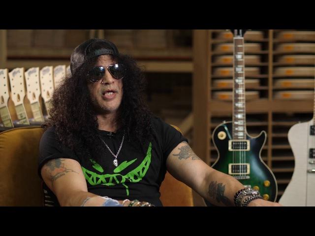 Slash - Gibson Global Brand Ambassador