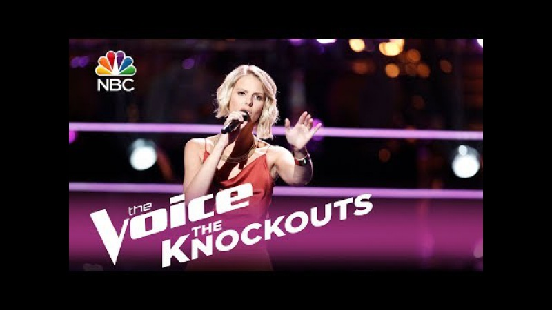 The Voice 2017 Knockout - Emily Luther: