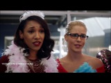 The Flash 4x05 Felicity comes to Star Labs