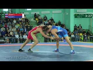 70kg. Final. Sidakov - Kasumov