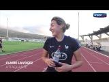 Equipe de France Féminine : la belle série de frappes de Claire Lavogez