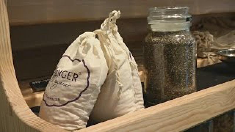 Экомагазин в Дании: продукты без пластиковой упаковки (новости)