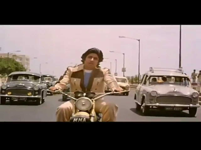 Rothe Hue Aate Hai Sab (Kishore Kumar) - Muqaddar Ka Sikandar 1080p HD