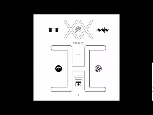 Shea - Aspartame - Mosaics EP - [EVR010] - 2017