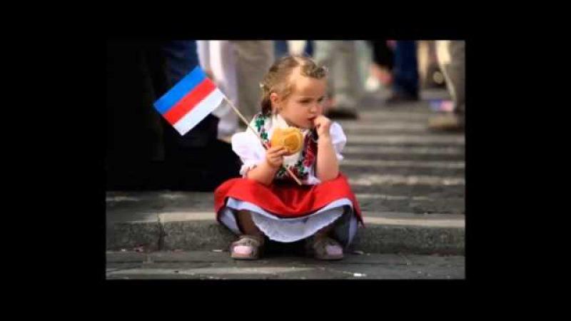 Sorben und Serben (Serby/Serbja i Srbi/Срби) Sorbs and Serbs ☧