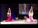 Embodiment of Love - Asana Performance at the 2016 Iyengar Yoga Convention in Boca Raton, Florida