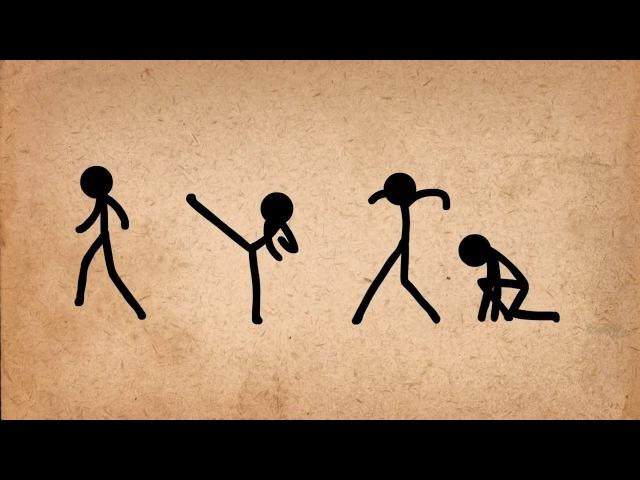 7. Дуги - 12 принципов анимации [Русская озвучка]