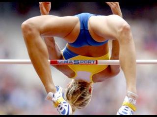 [HD] Top 10 Beautiful high jump women - Olympic Athletes  // 2016
