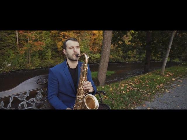 Scorpions - Send Me An Angel [Saxophone Cover] by Juozas Kuraitis