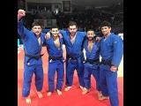 Best of judo. Sagaredju FF Superstars (GEO)  vs Yawara Neva (RUS). Final Golden League Grozny 2016