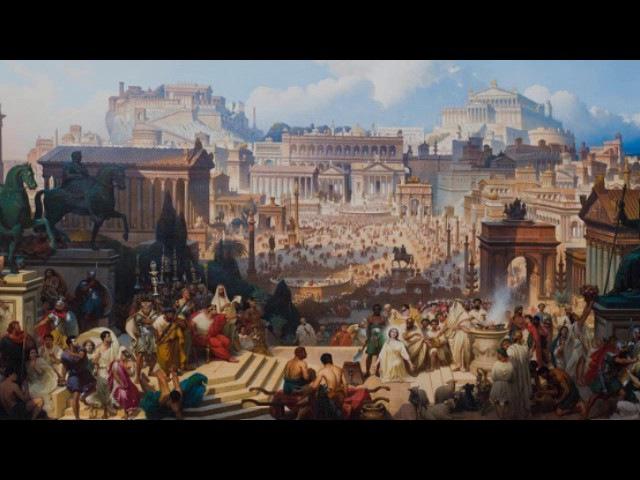 Рабство в Древнем Риме (рассказывает историк Максим Дурново)