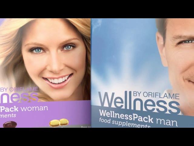 СЕКРЕТ ДОЛГОЛЕТИЯ Wellness Pack: Астаксантин, Омега 3, Витамины и минералы