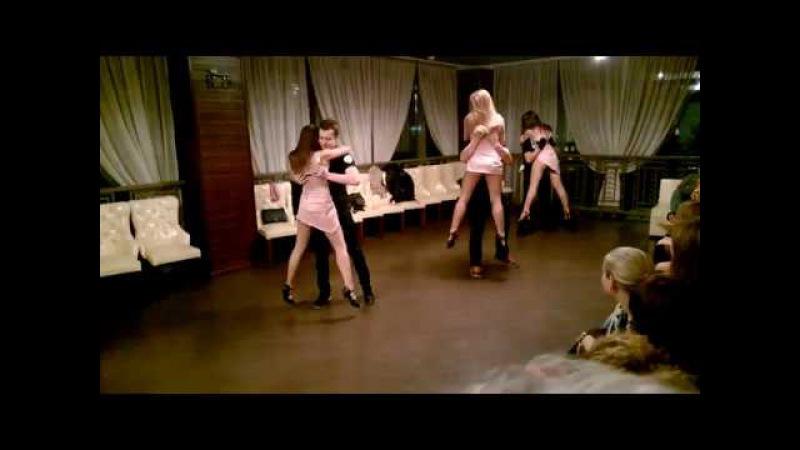 Bachata Magic - Bachata Show - Sex Police