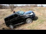 Джипинг на Уаз Патриот и Great Wall Deer или как мы сломали УАЗ