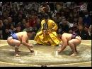 Январский турнир по Сумо 2014, 7-9 дни Хатсу Басё Токио Hatsu Basho Tokyo