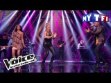 Black M - Comme Moi Lucie, Shakira et Black M The Voice France 2017 Live