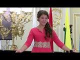 Шаврина Дарья 12 лет Конкурс юных вокалистов Елены Образцовой