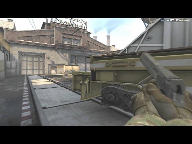 CS:GO   ► FAL ACE (1 vs 3)