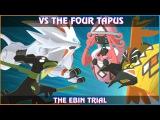 VS The Four Tapus - Pokémon Ultra Sun and Moon Mod