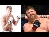Рашид Магомедов vs Бобби Грин,Александр Волков vs Рой Нельсон