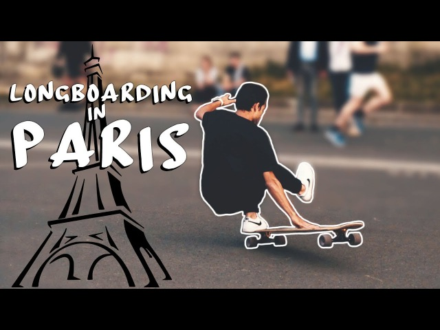 PARIS LONGBOARDING w Caliber Dance x Freestyle at Docksessions