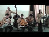 Tiger rag (Original Dixieland Jass Band). Ar. Quintette of the Hot Club of France