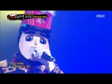 King of masked singer ep.48 The captain of our local music - FANTASTIC BABY 20160916