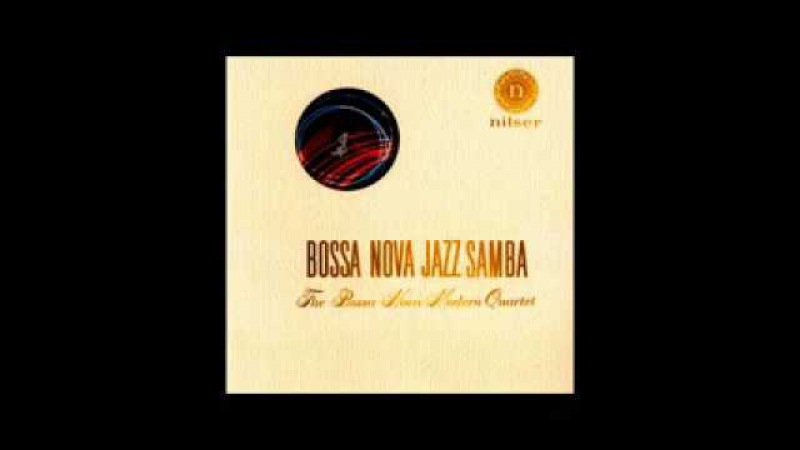 The Bossa Nova Modern Jazz Quartet - 1963 - Full Album