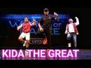 KIDA THE GREAT KILLED IT ON WORLD OF DANCE 2017