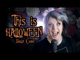 'This Is Halloween' - Nightmare Before Christmas Cover by Endigo